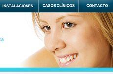 Paginas web baratas de Salud y Medicina como Clínica Dental