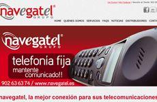 Paginas web baratas de Empresas Varias como TELECOMUNICACIONES