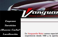 Paginas web baratas de Motor como Compra Venta