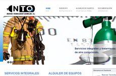 Paginas web baratas de Empresas Varias como INDUSTRIA QUIMICA