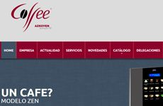 Paginas web baratas de Empresas Varias como Máquinas de Vending