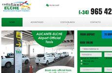 Paginas web baratas de Motor como RADIO TAXI ELCHE